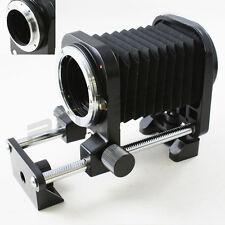 Macro Extension Bellows TUBE FOR NIKON F Mount CAMERA DSLR SLR D4 D90 D800 D3200