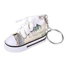 100 Dollar Bill Sneaker Key Chain