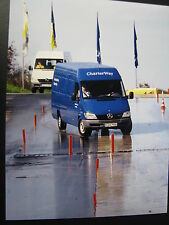 Photo Mercedes-Benz Transporter in puncto Sicherheit ganz vorn (MBC)
