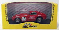 Art Model 1/43 Scale Diecast ART109 Ferrari 375MM C/Mexico '53 Stagnoll-Scotuzzi