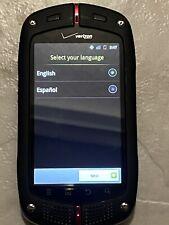 Casio C771 Commando Android Verizon Smart Phone Bluetooth waterproof Rugged 3G