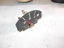 STRUMENTO MANOMETRO LIVELLO BENZINA FIAT 128 BERLINA PANEL INSTRUMENT FUEL