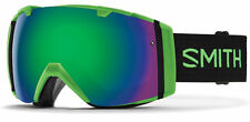 New listing Smith I/O Reactor Green Sol-X Ski - Snowboard Goggles + Bonus Lens Ii7Nxre17