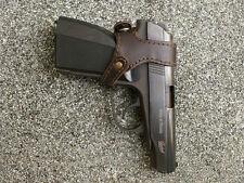 """Russian Holster Belt PM """"Boa"""" Makarov pistol leather"""