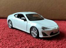 1:36 Toyota 86 Pull Back - WHITE *** RARE ***
