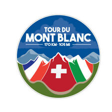 Tour du Mont Blanc – TMB Sticker