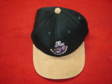 B B KING  ~ KING OF THE BLUES WORLDWIDE   BLACK & TAN BASEBALL CAP
