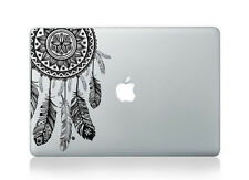 "Feather Pattern Vinyl Sticker Decal Skin Cover For Apple Macbook Pro 15"" Laptop"