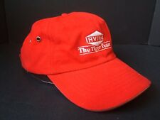 Irving Tiger Team Rally of Hope 2001 Red Strapback Hat