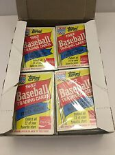 1982 TOPPS COCA COLA BOSTON RED SOX 48 PACK FACTORY BOX ULTRA RARE UNSEARCHED