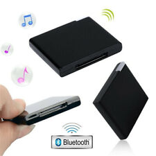 30 Pin Wireless Bluetooth A2DP Music Receiver Audio Adapter Dock iPhone iPod