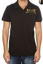 polo manches courtes ED HARDY noir taille M (4) - neuf