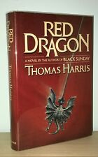 Thomas Harris - Red Dragon - 1st 1st - Hannibal Lector - Author Silence of Lambs
