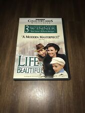 Life Is Beautiful (Dvd, 1999, Collectors Edition) A+ Condition