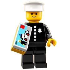 Lego minifigures / figurine Série 18 Le policier / policeman NEUF