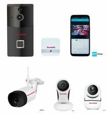 Securefast WiFi Doorbell & CCTV systems