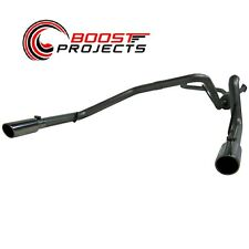 "MBRP 2.5"" Cat Back Dual Exhaust for Nissan 04-12 Titan 5.6L V8 S5402AL"
