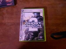 Tom Clancy's Ghost Recon 2: Advanced Warfighter Xbox 360 -NO GAME- empty case