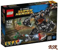 LEGO® Super Heroes: 76086 Knightcrawlers Tunnel-Attacke & 0.-€ Versand & NEU OVP
