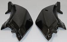 Aprilia Shiver 750 2007-2009 Side Fairings - Carbon Fiber