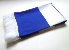 Chelsea FC Scarf - CFC Blue and White Football Bar Scarves & Memorabilia