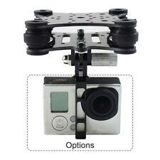 Carbon Gimbal FPV Camera Mount with Anti Vibration Plate for DJI Phantom Gopro 4