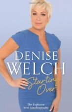 New, Starting Over, Welch, Denise, Book