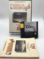 NBA Live 96 | Sega Mega Drive | Boxed | PAL