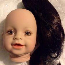 """ADORA  DOLL KIT TO MAKE 20"""" BABY TODDLER DOLL #820041 HAZEL EYES BROWN HAIR"""