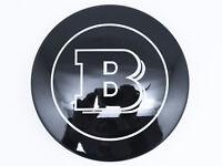 For Smart Car 453 Fortwo C453 3rd Gen Front Grill Emblem Badge B logo - 130MM
