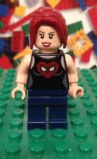 LEGO Marvel Super Heroes Spider-Man Mary Jane Watson minifigure 76016