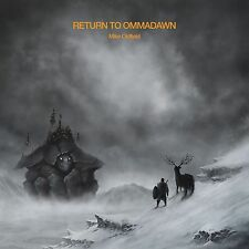 MIKE OLDFIELD RETURN TO OMMADAWN CD & DVD (Released January 20 2017)