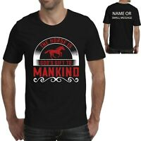 Horse Riding Rider Funny T-shirt The horse is God's gift to mankind