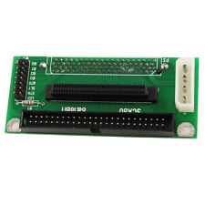 SCA 80 PIN TO 68 50 PIN SCSI ADAPTER