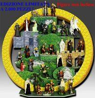 Diorama Allemand X Set Kinder Seigneur des Anneaux Special Édition Lord Rings
