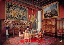 France Les Chateaux de la Loire Montreuil Bellay La salle a manger Castle