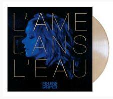 Mylene Farmer L'ame dans l'eau LP Vinyle Or