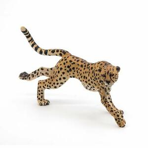 Papo Running Cheetah Figure, Multicolor