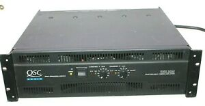 QSC RMX5050 Professional Power Amplifier 2 Channel RMX 5050 - Tested, Free Ship!