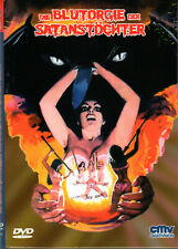 Blood Orgy of the She Devils , small hardbox , 100% uncut , new and sealed