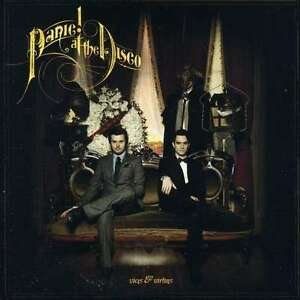 Vices & Virtues - Panic At The Disco CD ATLANTIC