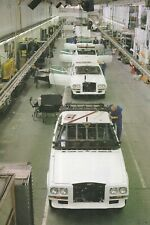 Rolls Royce Camargue Large Special Brochure Book Publication 1987