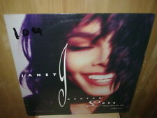"""JANET JACKSON love will never do (without you)  12""""  MAXI 45T"""