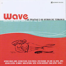 FREE US SHIP. on ANY 3+ CDs! NEW CD Various Artists: Wave: As Pratas E Os Ouros