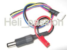 Spektrum DX7 Charge Cable  JST  Lipo NiCd NiMh Charger Plug for Transmitter