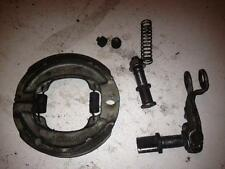 1985 HONDA NH80 AERO REAR BRAKE PARTS OEM #00840