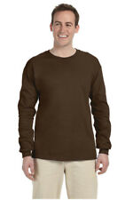 7ee4b984d0a1 Fruit of The Loom 5 Oz. 100 Heavy Cotton HD Long-sleeve T-