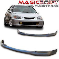 Japan Type-R Style Lower Front Bumper PU Urethane Lip Made for 96 97 98 EK Civic