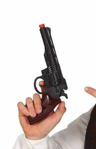 Toy Gun Plastic 30cm Revolver Magnum Dirty Harry Fancy Dress Pistol Halloween