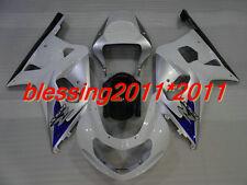 Fairing For Suzuki 2001-2003 2002 GSXR 600 750 K1 Plastic Set Injection Mold B89